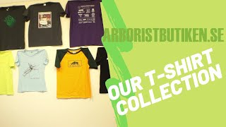 Arboristbutiken's T-Shirt Collection