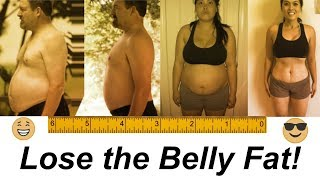 Lose the belly fat - Homeopathic Weight loss Drops
