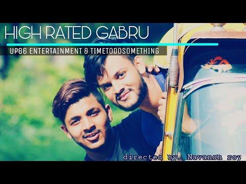 High Rated Gabru | Nawabzaade | Guru Randhawa |Lean On Mashup by Raga