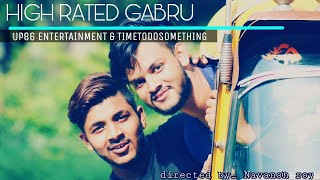 High Rated Gabru | Nawabzaade | Guru Randhawa |  Lean On Mashup by Raga