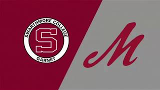 Swarthmore Baseball Highlights vs. Muhlenberg