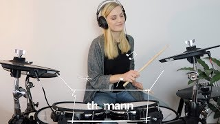 I TRIED TO LEARN THE DRUMS IN 7 DAYS 🥁  I THING INSIDE THE BOX