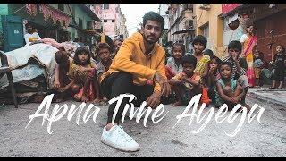 Apna Time Aayega | Gully Boy | Ranveer Singh | DIVINE | Hip Hop Dance | Choreography | Ali Siddiq