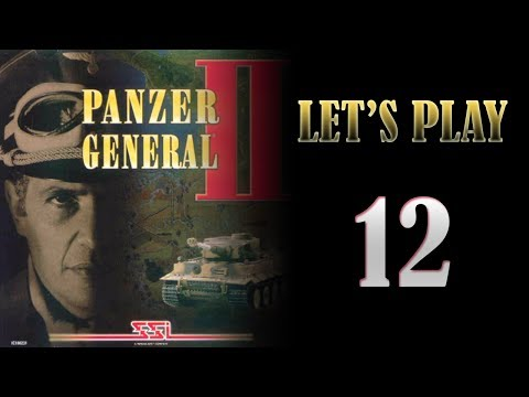Let's Play Panzer General II - Episode 12 - Hercules of the Sea (1941)