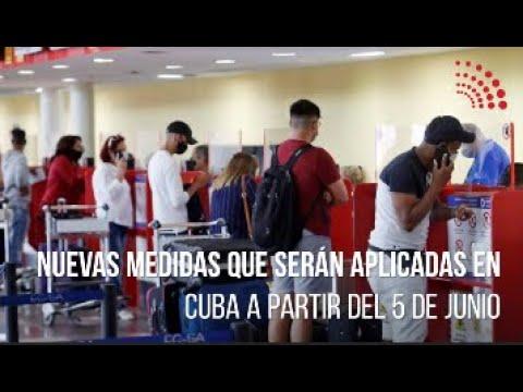 CUBA aplicará nuevas