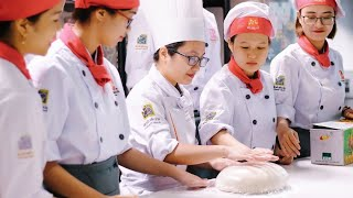 Chinh Phục Nghề Bánh 🎂 Từ Con Số Không - GV Thanh Phương HNAAu