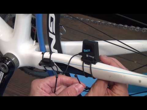 Cycling app; how to pair the T2015 speed/cadence sensor