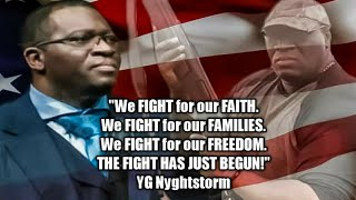 IT'S TIME TO SAVE GA & AMERICA| A Film by YG Nyghtstorm