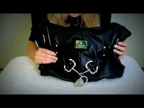 ~Shopping Channel Purses/Bags Demonstration RP~ Soft Spoken, Soft Hands, Leather, Crinkling
