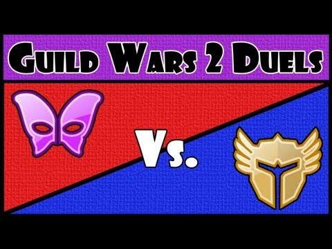 ►Guild Wars 2 Duels - Mesmer vs Warrior 1v1  Ep. 2 ~ShoddyCast~