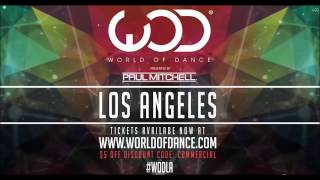 Quest Crew World of Dance 2014 Mix HD