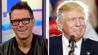 Bobby Bones on giving 'Make America Great Again' to Trump