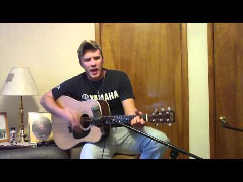 Luke bryan Country girl shake it for me - cover josh brock