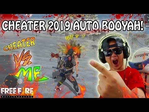 SOLO CHEATER 2019 AUTO BOOYAH MACAM TAE - garena free fire