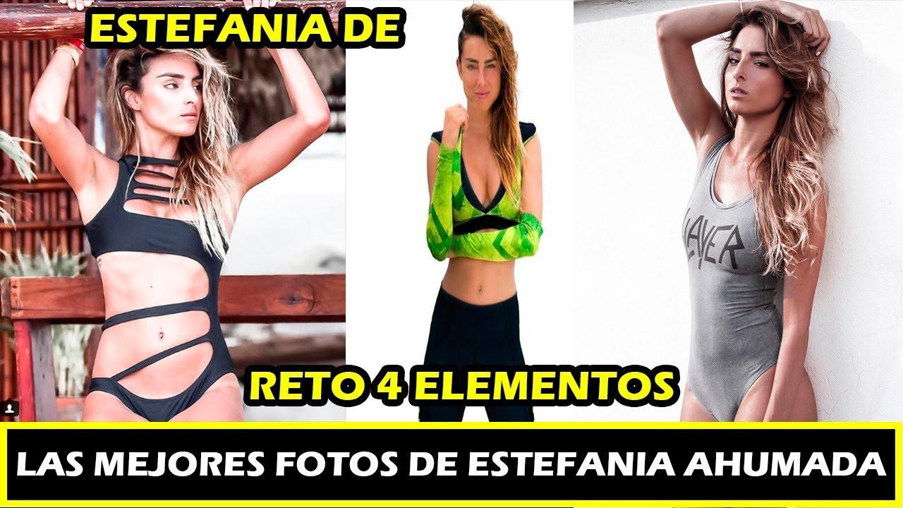 LAS MEJORES FOTO DE ESTEFANIA AHUMADA / RETO 4 ELEMENTOS
