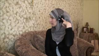 Hijab Tutorial # 21-(Classy style)