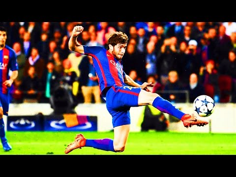 Barcelona 6 - 1 PSG   Narracion de Alfredo Martinez