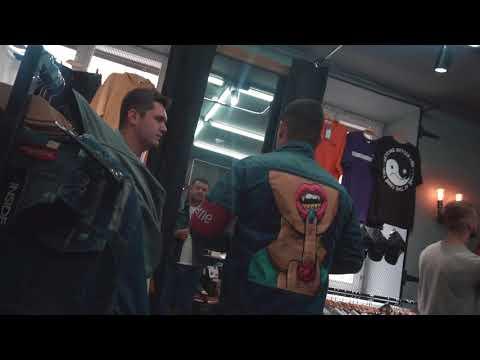 Открытие магазина мужской одежды INSIDE