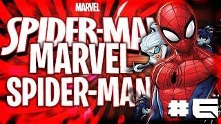 Marvel's Spider - Man   PS4 Gameplay PL   #6 ,,Tajemnicza teczka i ludzie w maskach!''