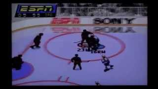 ESPN National Hockey Night - Sega CD Longplay & Review (Retro Sunday)