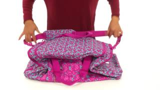 Vera Bradley Luggage Lighten Up Ultimate Gym Bag SKU 8955154 ... f04a314a42ba4