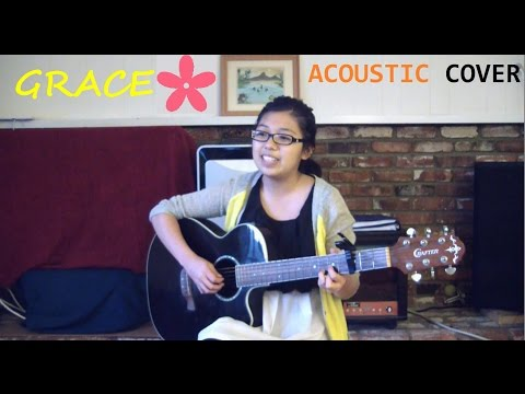 Grace by Laura Story (LLAP COVER)