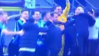 Inter vs Milan 4-2 PAZZA INTER!!