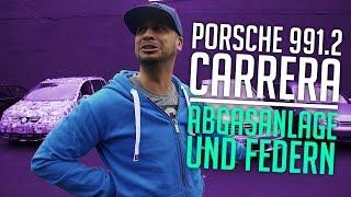 JP Performance - Porsche Carrera 991.2 | Techart Abgasanlage + Eibach Federn