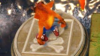 Crash Bandicoot N. Sane Trilogy - All Death Routes
