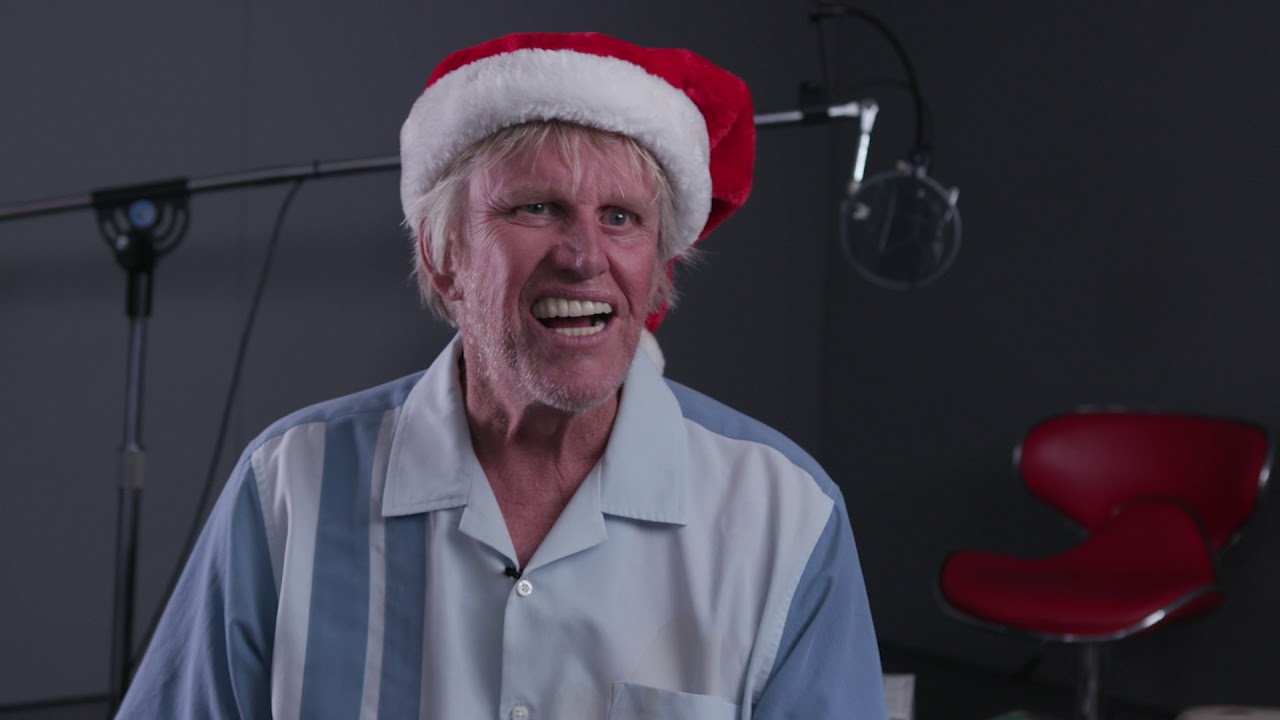 Killing Floor 2 Twisted Christmas Season S Beatings Gary Busey Badass Santa Announcement Trailer Youtube