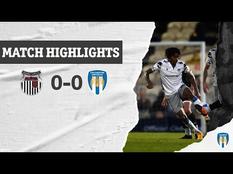 Grimsby Colchester Goals And Highlights