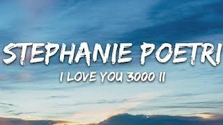 Stephanie PoetriJackson Wang I Love You 3000 II