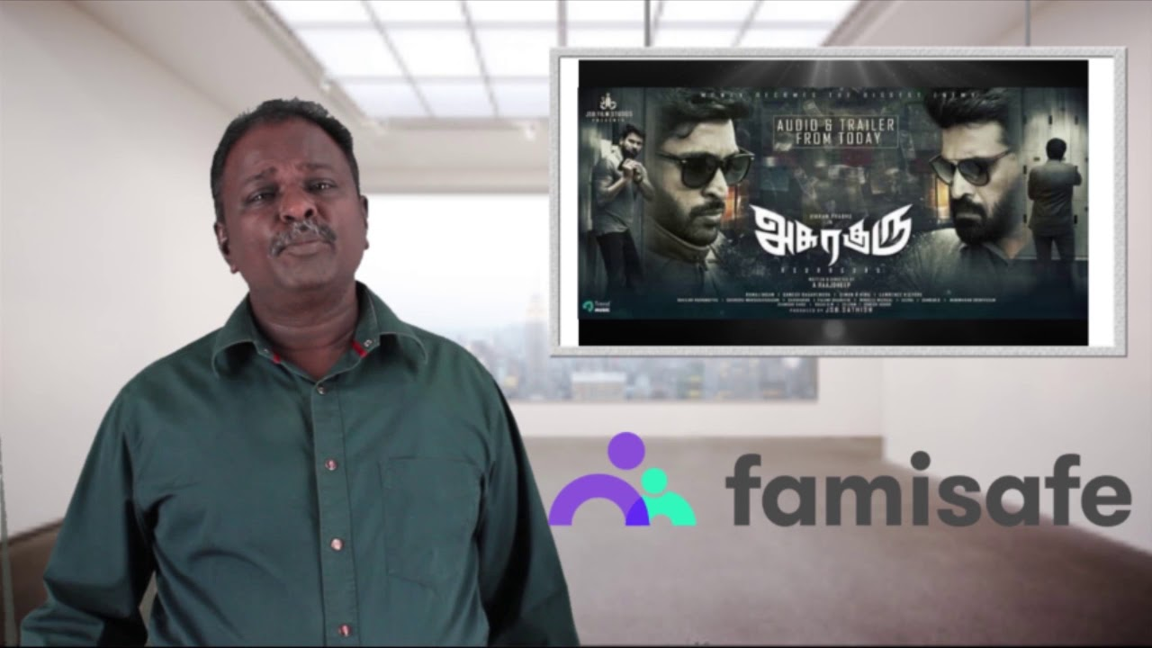 ASURAGURU Movie Review - Vikram Prabhu - Tamil Talkies