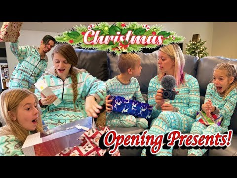 What The TANNERITES Got for Christmas 2019! Opening Christmas Presents!