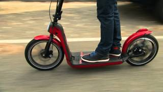 Mini Citysurfer - electric kickscooter