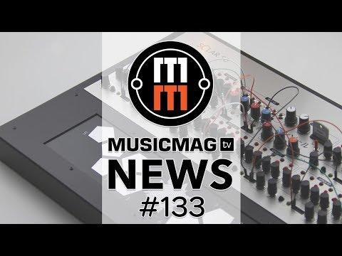 MusicMagTV News #133: Expressive E Osmose, Elta Music SOLAR 50, VST-плагины от Behringer и др.