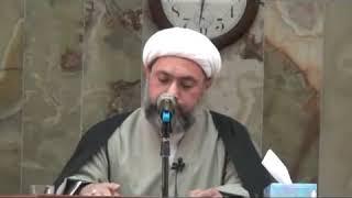 الشيخ عبدالله دشتي - لم يكن النبي الأعظم محمد صلى الله عليه وآله وسلم إلا غيث ورحمة