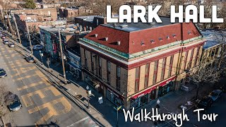 Lark Hall Walkthrough Tour | Albany, NY