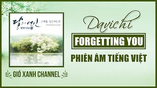 [Phiên âm tiếng Việt] Forgetting You – Davichi (Moon Lovers OST)