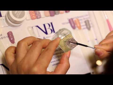 Hướng dẫn làm 3D Icing/Cable Knit Sweater Gel Nail Design