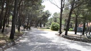 Camp site Basko Polje - Dalmatia  - camping Croatia