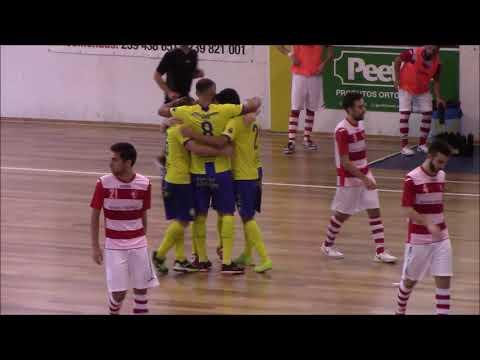CS São João 5-1 Granja do Ulmeiro (Seniores, CN II Divisão FPF)