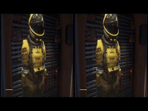 Alien  Isolation  VR  test