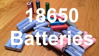 18650 Lithium Ion LiPo Battery Uses (Some Ideas)