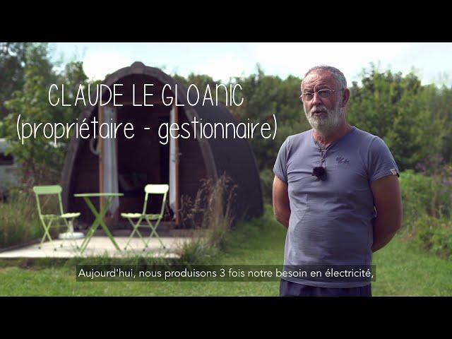 Camping la Fontaine du Hallate - Ma démarche Green Morbihan