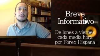 Breve Informativo - Noticias Forex del 9 de Marzo 2017