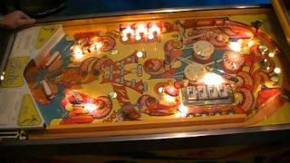 1975 Bally Wizard! Pinball