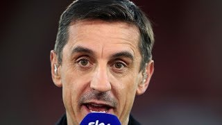 video: WATCH: Gary Neville opens two hotels to NHS staff
