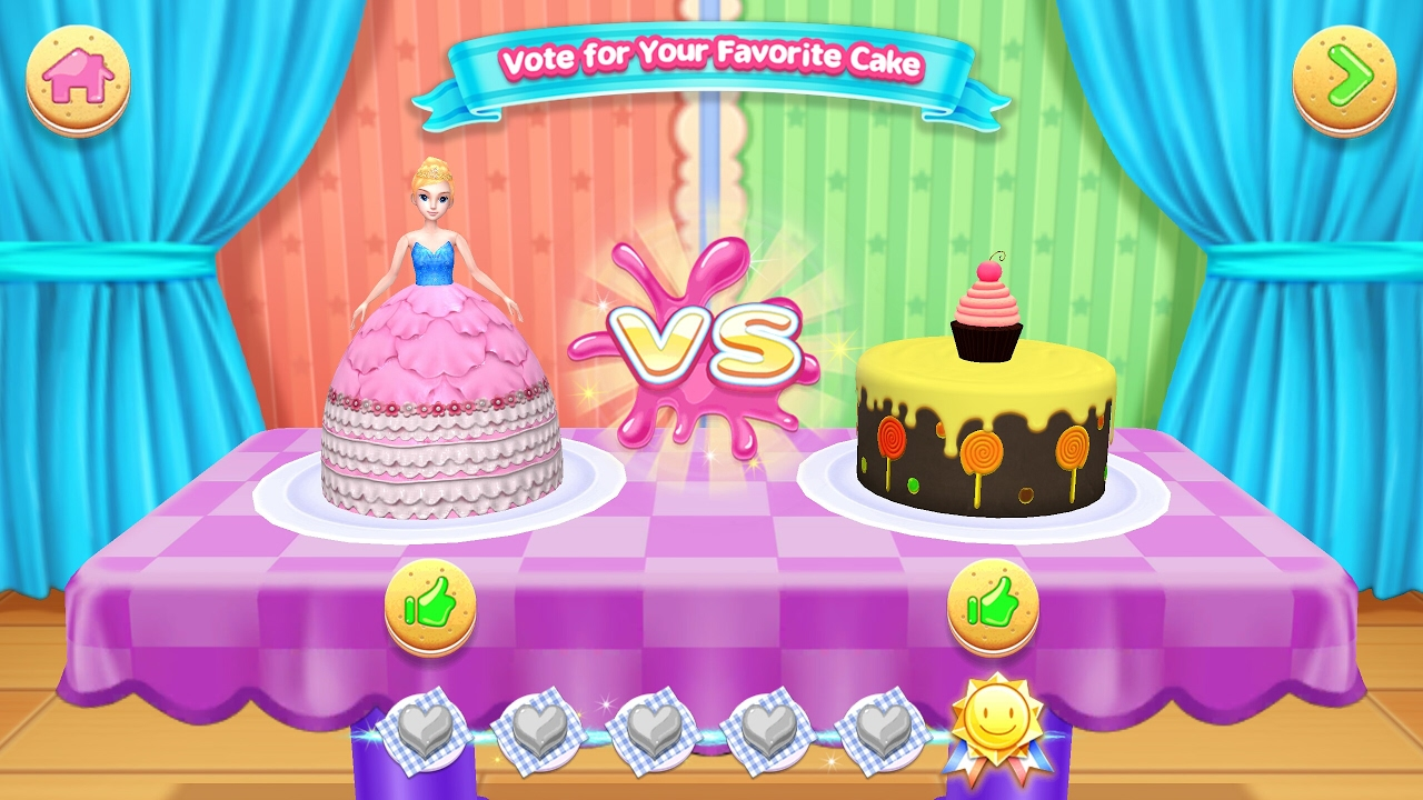 baking games free strawberry shortcake bake shop games brownie - Cake Decorating Supplies Near Me