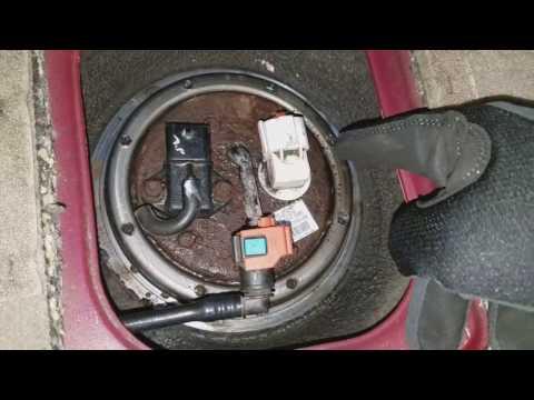 2007 Kia Sedona Fuel Pump Replacement [EASY]